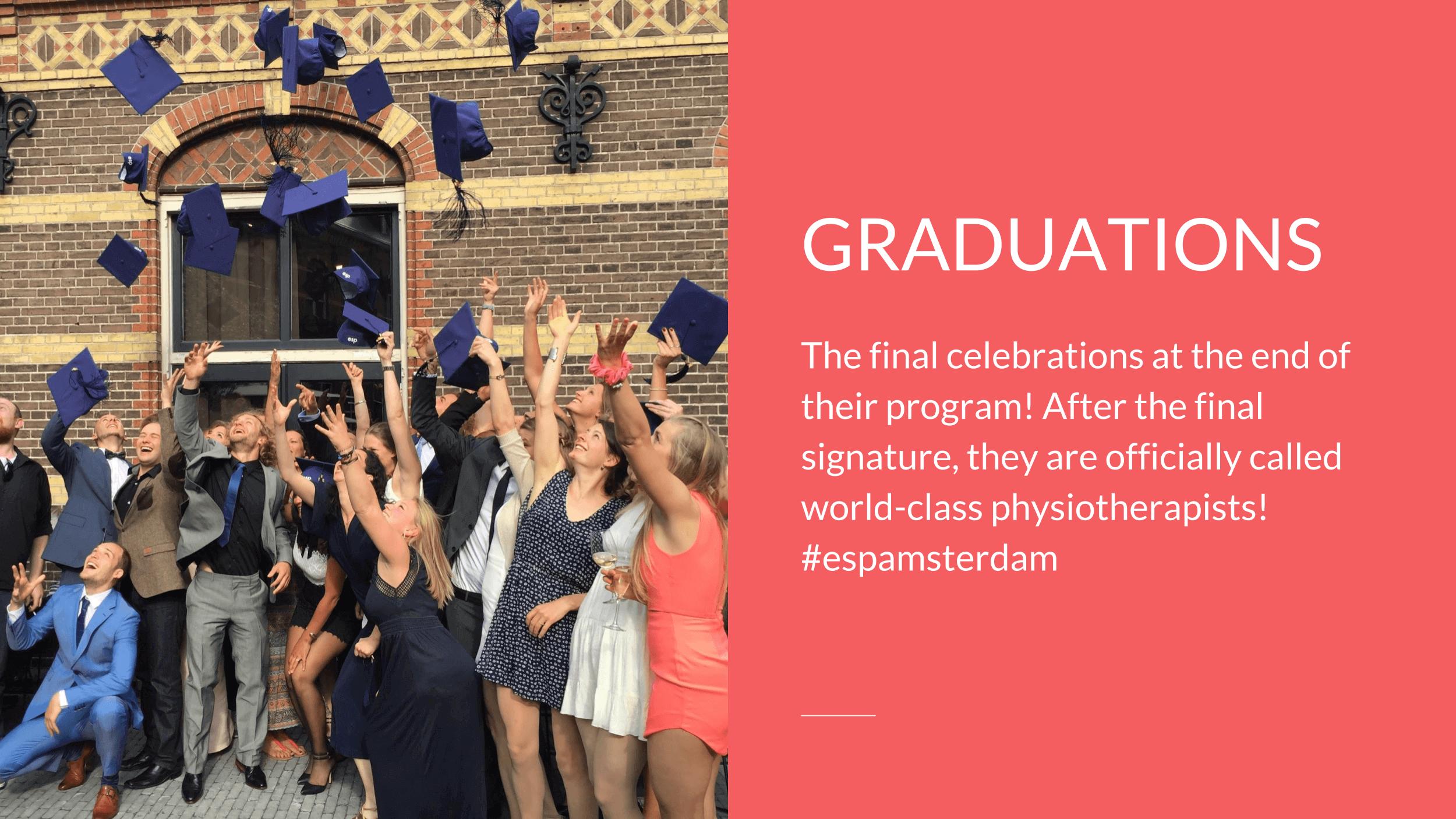 Photoboard - Graduation- espamsterdam