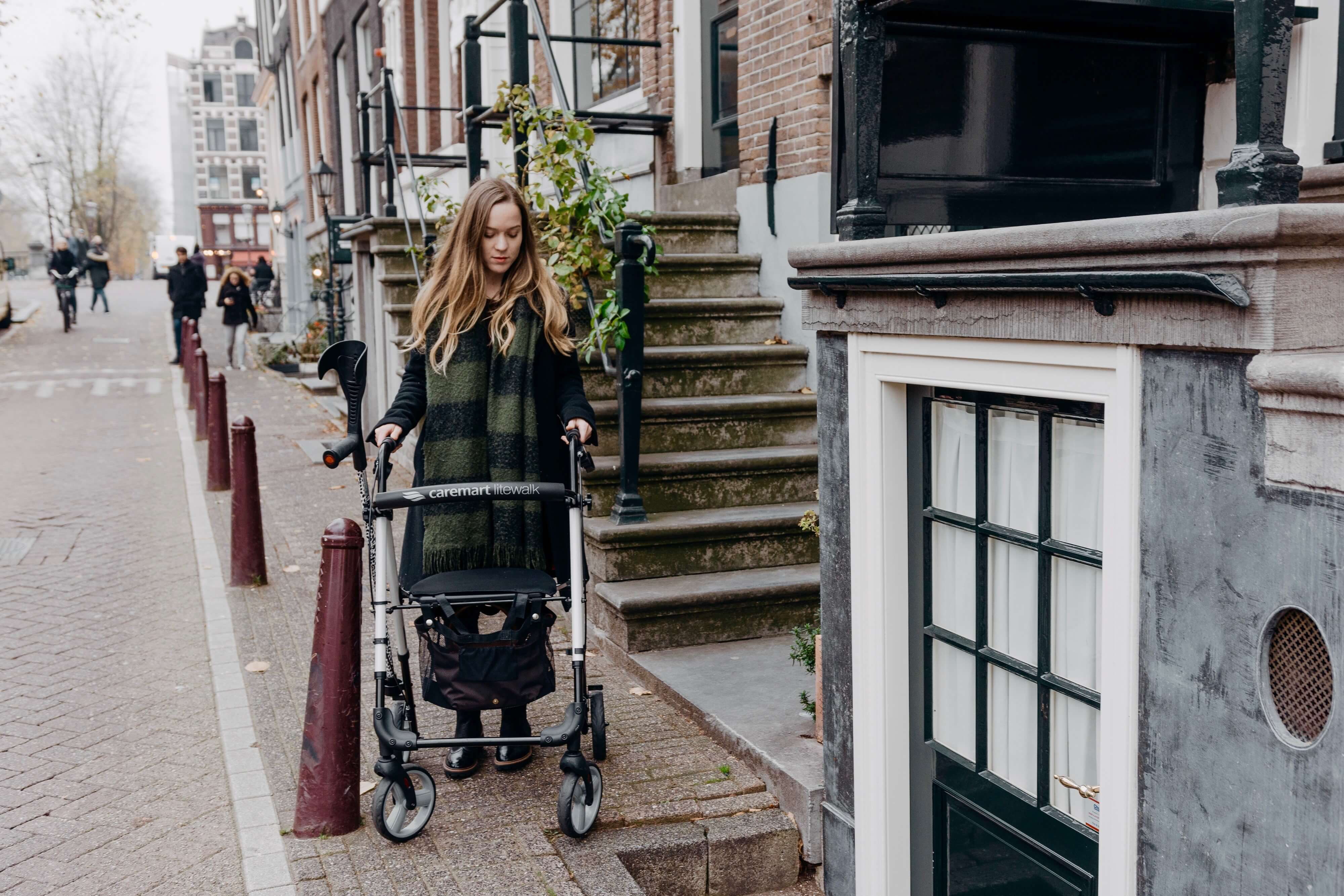 Are you Able in Amsterdam?