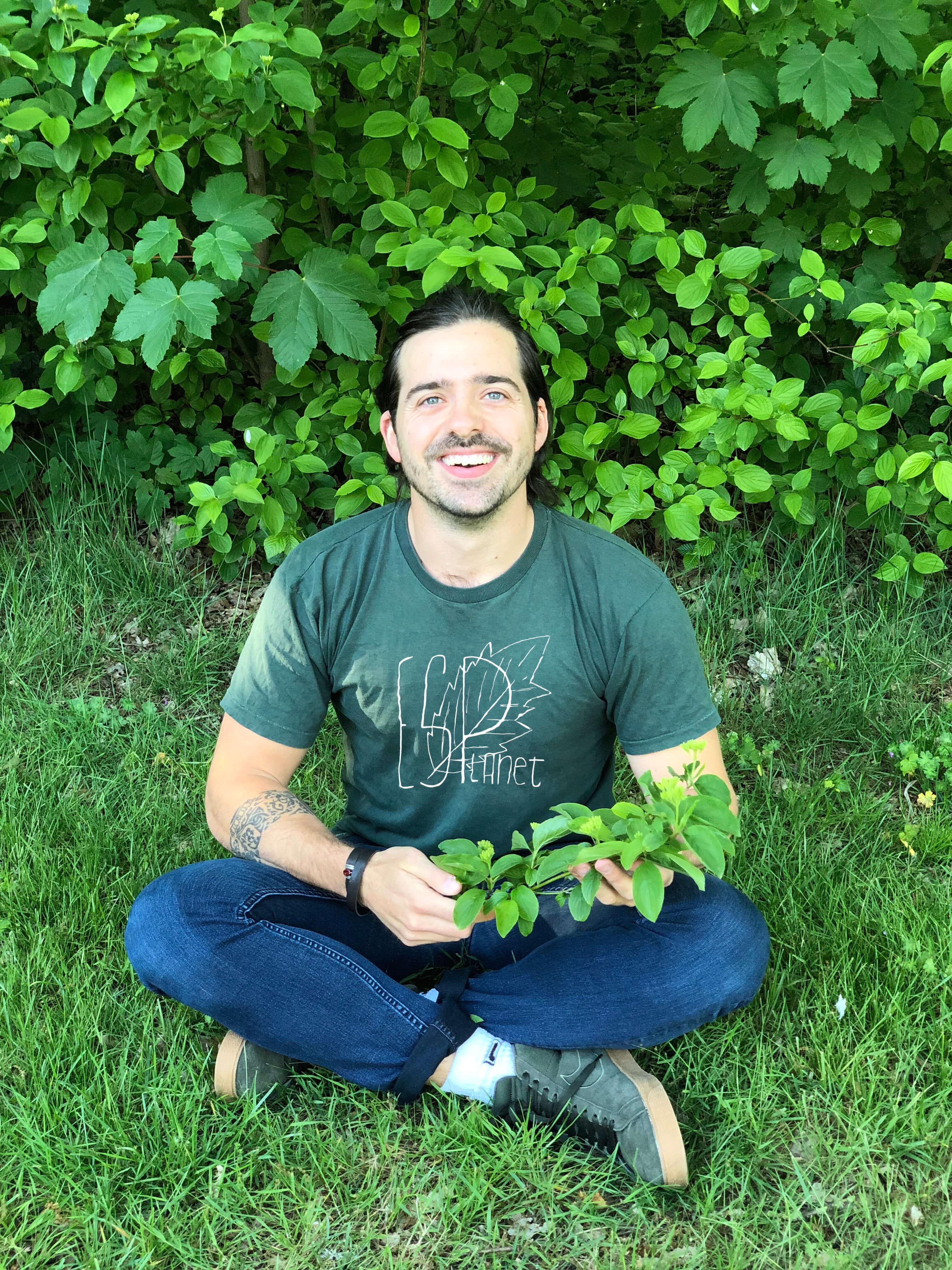 Patrick's story behind the ESPlanet shirts 6