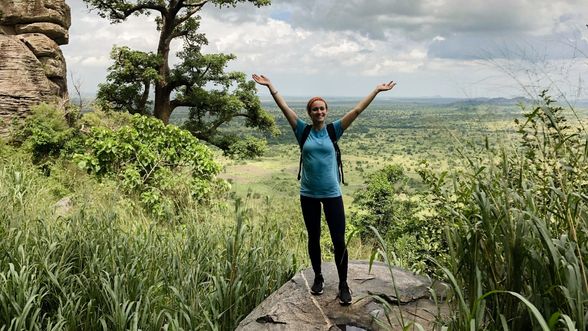 ESP internship stories: Laura in Accra Ghana 1