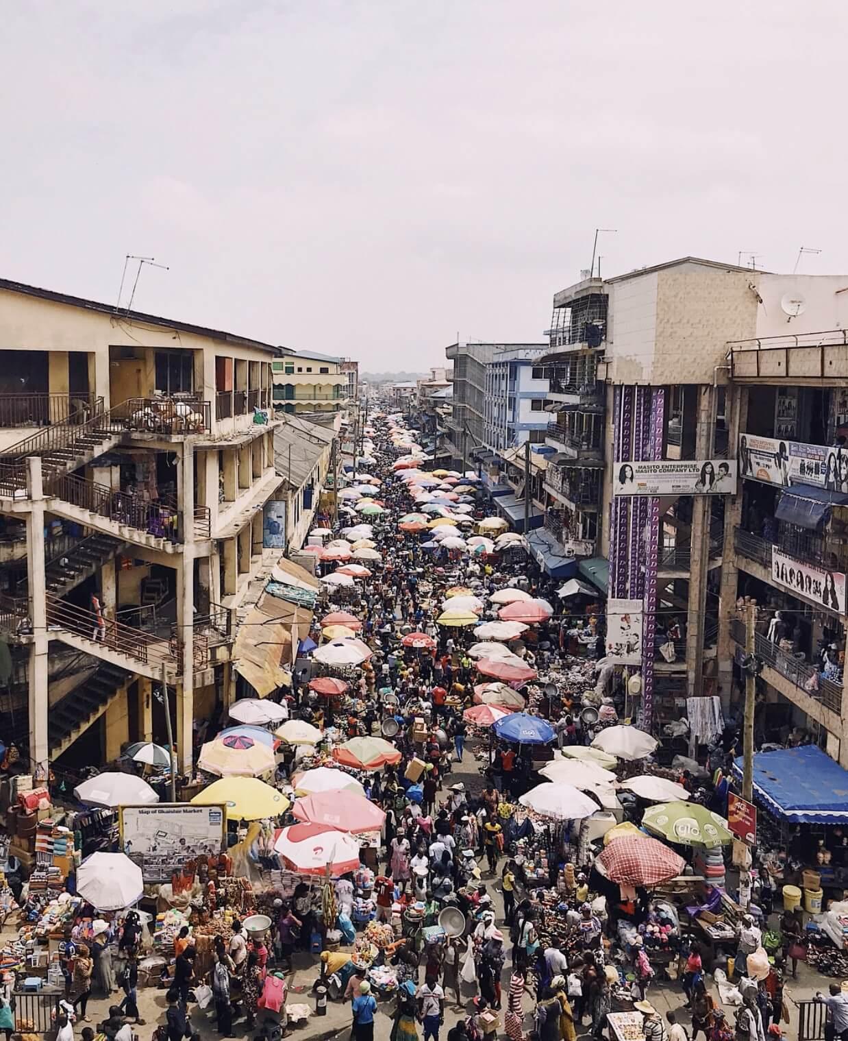 ESP internship stories: Laura in Accra Ghana 11